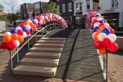ballonstreng brug Hoofdstraat